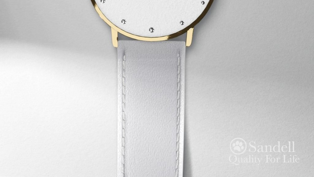 ECO watch straps dove grey