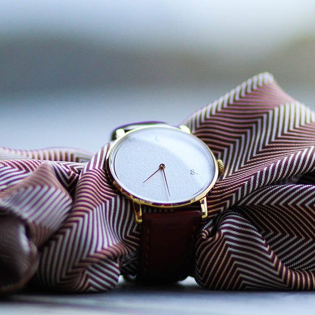 Nice watches from Sandell Sandell vegan strap