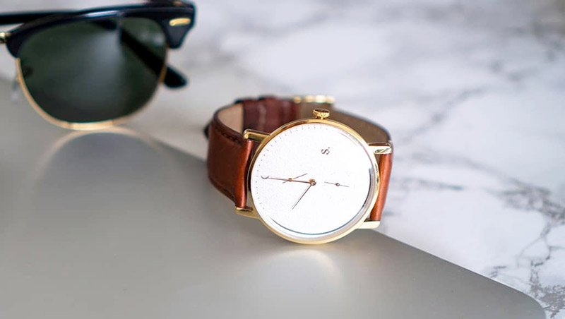ECO-collection of watches Sandell Sandell